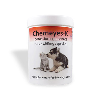 Potassium Gluconate Supplement for Dog & Cat