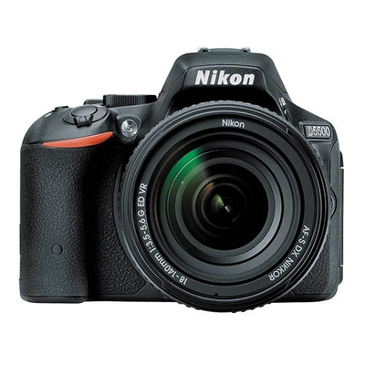 Nikon D5500 DSLR Camera 24.2MP With Nikon 18