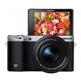 Samsung NX500 4K Video Record Mirrorless Camera 16