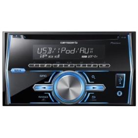 Pioneer Carrozzeria 2 Din Car Audio CD USB iPod iPhone electronics
