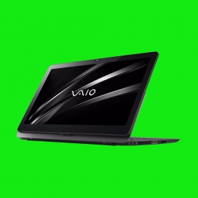 New Sony Vaio Z Flip VJZ13BX0111B 13.3 WQHD 6th Gen i7