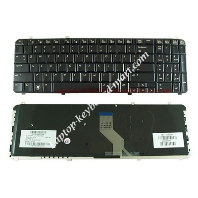Replacement Laptop Keyboard For Hp Pavilion Dv6