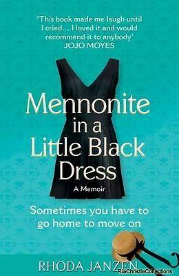 Mennonite in a Little Black Dress by Rhoda Janzen for Sale