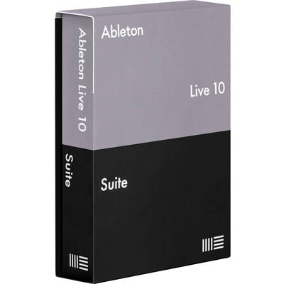 Buy Ableton Live 10 Suite