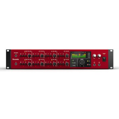 Focusrite Claret 8 PreX At Electronic Centre