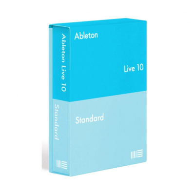 Buy Ableton Live 10 Standard (Boxed)