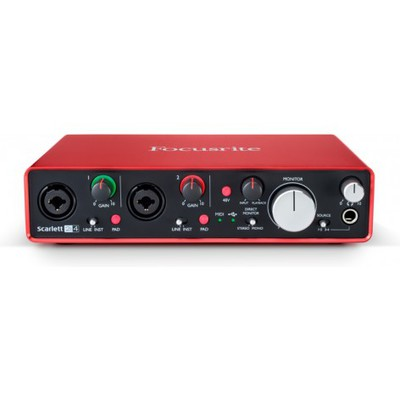 Audio Interface For Mac