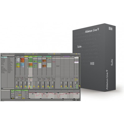 Buy Ableton Live 9 Suite Edition (Boxed) – 20% Discount Off