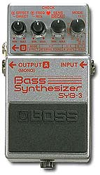 Bass Synth Boss SYB