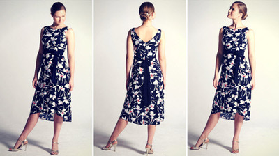 Buy LUCIA Spring Floral Dress Online – Coleccion Berlin