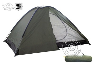 Camping tent IglooTent 4 pers