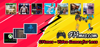Buy Video Games or Consoles at Affordable Rates