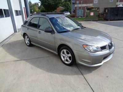 2006 Subaru Impreza 2.5 i