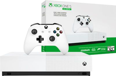 Free Xbox One S 1TB Console with Contract Phones Deals