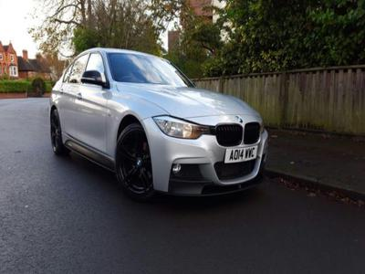 2014 Bmw BMW 3 Series 2.0 320d M Sport 4dr (stop/start)
