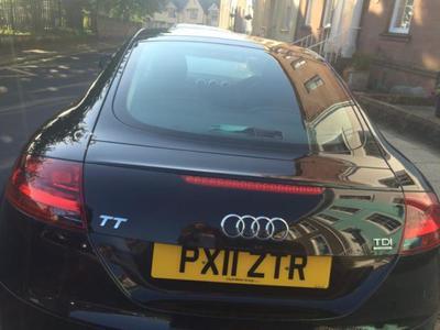 2011 AUDI tt Audi tt S