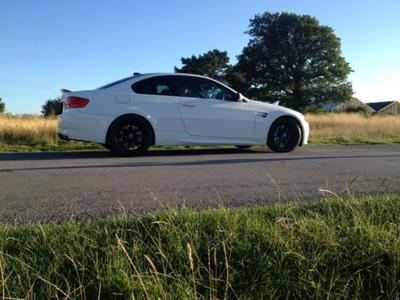 Bmw M3 BMW  M3 V8 Full Competition Pack 60 plate FBMWSH M