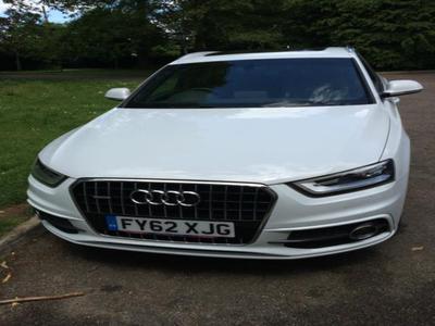 2012 audi Audi Q3 Quattro S