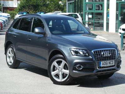 Audi Only 30944 miles