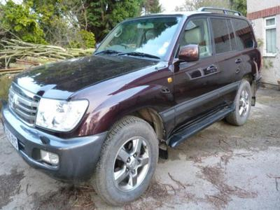Toyota Land Cruiser 4.1