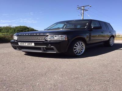 2008 Land Rover 3.6 2008 LAND ROVER RANGE ROVER