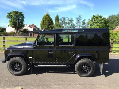 2014 Land Rover 2014 land rover defender 110