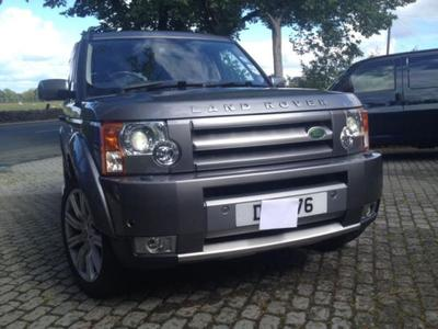 2008 Land Rover 2.7 2008  Land Rover Discovery