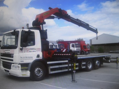 Cover all your construction needs with 7.5 tonne tipper hire