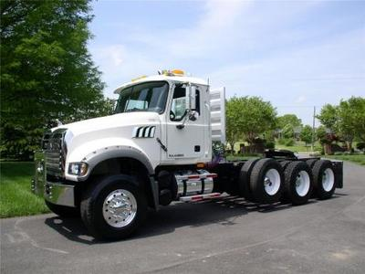 Used Mack Granite Ctp713 Heavy Duty Conventional Truck w/o Sleeper