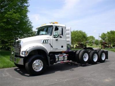 Used Mack Granite Ctp713 Heavy Duty Conventional Truck w/o Sleeper