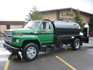 Used 1994 Ford F600 Medium Duty Truck For Sale in Ohio Cleveland