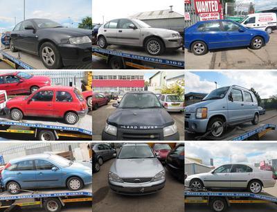 Get Used Car Parts In West midlands