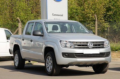 VW Amarok Lease in uk