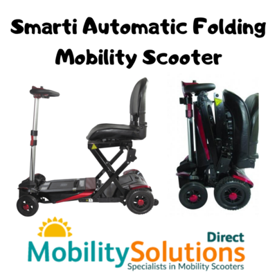 Smarti Automatic Folding Mobility Scooter Online