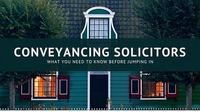 Best Conveyancing Solicitors