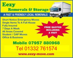 eezymove of derby, & storage