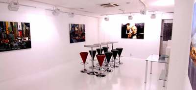A Luxurious Gallery Space for Exhibitions and Events
