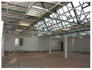 1960sq ft 1ST FLR COMMERICAL PROPERTY AVAILABLE FOR RENT NOW
