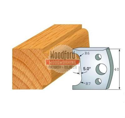 Online Profile 002 Spindle Moulder Cutters