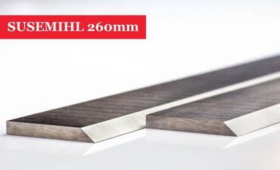 SUSEMIHL Planer Blades Knives 260mm