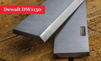 Buy Online Dewalt DW 1150 Planer blades knives DE 7333