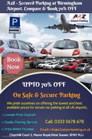 Manchester Airport Vallet Parking