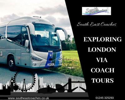 Exploring London via Coach Services   Call Us