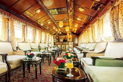Luxury Train tour in India by India Luxury Train