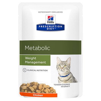 Buy Hills Metabolic Weight Management Chicken Cat Food
