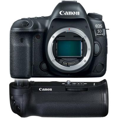 Canon EOS 5D Mark IV DSLR Camera (Body Only) B&H # CAE5D4 MFR # 1483C0