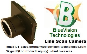 CCD LINE SCAN CAMERA – BLUEVISION TECHNOLOGIES (BVT)