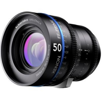 Schneider Xenon FF 50mm T2.1 Lens
