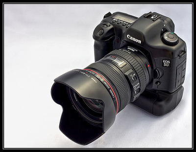South Africa World Cup Gift On Canon 5D Mark ll With Lens