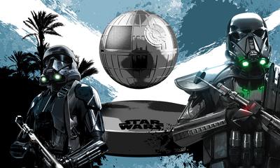 Buy Levitating Star Wars Speaker from Plox